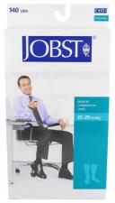 Calcetin Jobst Compresion Normal Azul Talla Grande - Bsn Medical