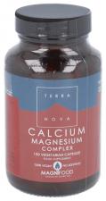 Calcio Magnesio Comprimidoslex 2:1 100 Cápsulas - Terranova