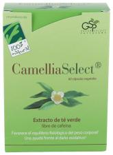 Camellia Select 60 Cápsulas Cien Por Cien