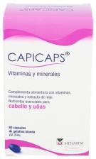 Capicaps 60 Capsulas - Varios
