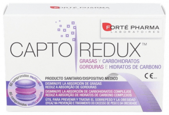 Captoredux 60 Comp - Forte Pharma