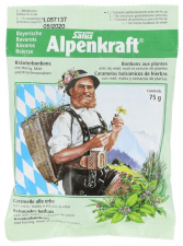 Caramelo Alpenkraft 75Gr - Salus