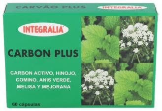 Carbon Plus 60 Cap.  - Integralia