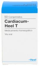 Cardiacum-Heel T 50 comprimidos