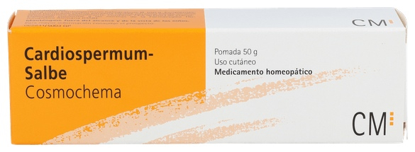Cardiospermum-Salbe Cosmochema 50 g pomada | Farmacia Ribera Online
