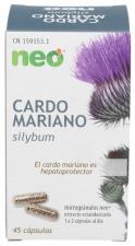 Cardo Mariano 45 Cápsulas Neovital - Neovital