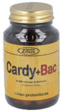 Cardy+Bac30 Cápsulas - Zeus
