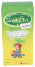 Casenfibra Junior Fibra Vegetal Liquida 200 Ml - Casen Fleet