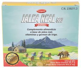 Ceregumil Jalea 500 30 Caps - Varios