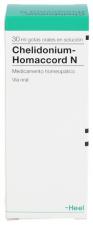 Chelidonium-Homaccord N 30 ml gotas