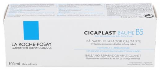Cicaplast Baume 5% La Roche Posay 100 Ml - La Roche Posay