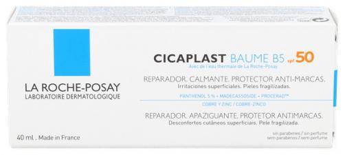 Cicaplast Baume B5 Spf 50+ 40 Ml - La Roche Posay