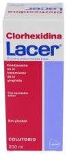 Clorhexidina Colutorio 200 Ml. - Lacer