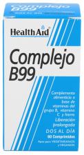 Complejo B99 60 Comprimidos - Health Aid