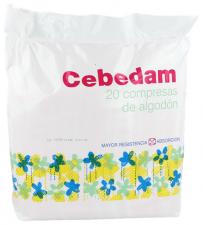 Compresas Tocologicas Cebedam - Cotofarma