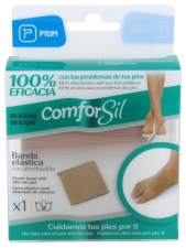 Conforsil Banda Elastica Con Almohadilla De Silicona Talla Pequeñoue - Farmacia Ribera