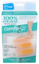 Conforsil Silicona Talonera Descanso Talla 34-37 2Unidades - Farmacia Ribera