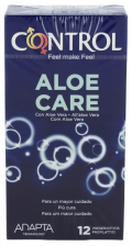 Control Aloe Care Preservativos 12 U - Farmacia Ribera