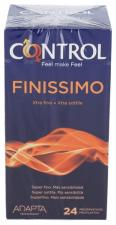 Control Finissimo Preservativos 24 U