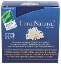 Coralnatural  30 Sobres Cienporcien Natural - Varios