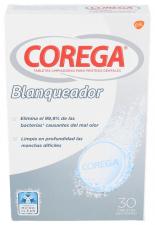 Corega Blanqueador 30 Tabletas - GSK