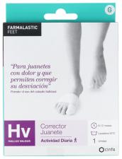 Corrector Juanetes  Farmalastic T Grande - Cinfa