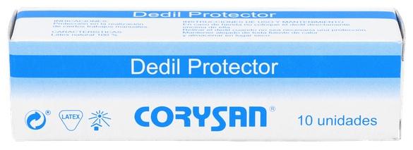 Corysan Dedil Latex Diametro 18 Cm T-4 10 U - Varios