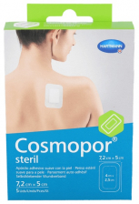 Cosmopor Steril Aposito Esteril 7.2 Cm X  5 Cm - Hartmann