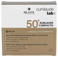 Cumlaude Lab: Sunlaude Compacto Spf 50+ Color 02