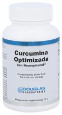 Curcuma optimizada con Neurofenolm 60 Capsulas vegetarianas - Douglas