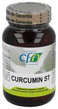 Curcumin St 60 Comprimidos Cfn
