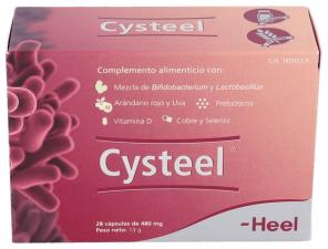 Cysteel 28 Cápsulas - Farmacia Ribera