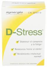D- Stress Complemento Alimenticio 80 Comp - Varios
