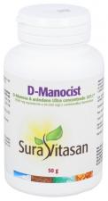 D-Manocist Probiotic Polvo 50Gr Sura Vitasan - Sura Vitasan