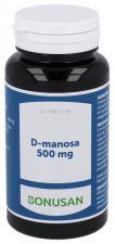 D-Manosa 500Mg. 120 Comp. - Bonusan