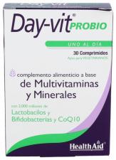 Day-vit Probio 30 Comprimidos - Health Aid