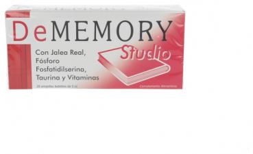 De Memory Studio 20 Ampollas - Farmacia Ribera