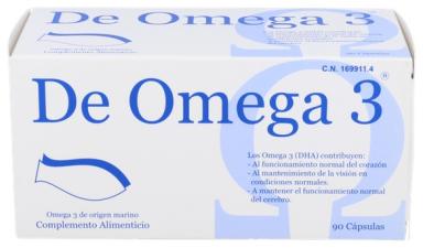 Deomega 90 Cápsulas - Farmacia Ribera