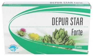 Depur Star Forte 20 Viales - Espadiet