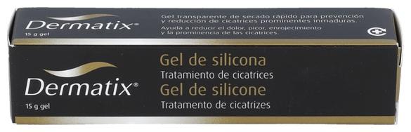Dermatix Gel De Silicona 15G