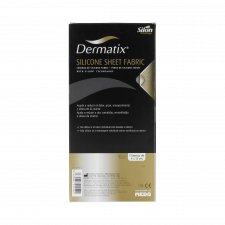 Dermatix Lamina Silicona Fabric 4X13 1 Unid