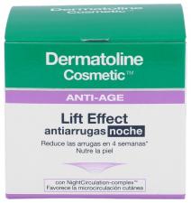 Dermatoline Cosmetic Lift Effect Crema Antiarrugas Noche - Dermatoline