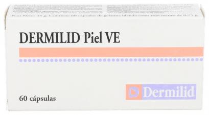 Dermilid Piel Ve 60 Caps