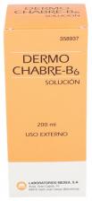 Dermo Chabre B6 Solucion 200 Ml - Varios