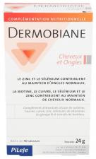 Dermobiane Cabello Y Uñas 40 Cápsulas - Pileje