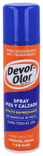 Devor Olor Spray Pies y Calzado