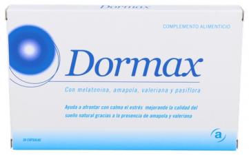 Dormax 30 Cápsulas