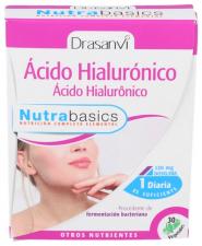 Drasanvi Acido Hialuronico 30 Cápsulas 516 Mg - Farmacia Ribera