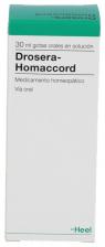 Drosera-Homaccord 30 ml gotas
