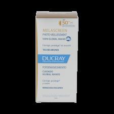 Ducray Melascreen Fotoenvej Crema Manos Fps 50+ 50 Ml